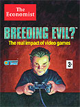 Economist August 6th Cover - Breeding Evil